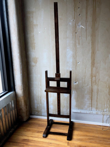 Italian Antique Easel