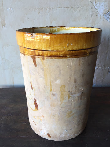 Rustic Pugliese Antique Pot