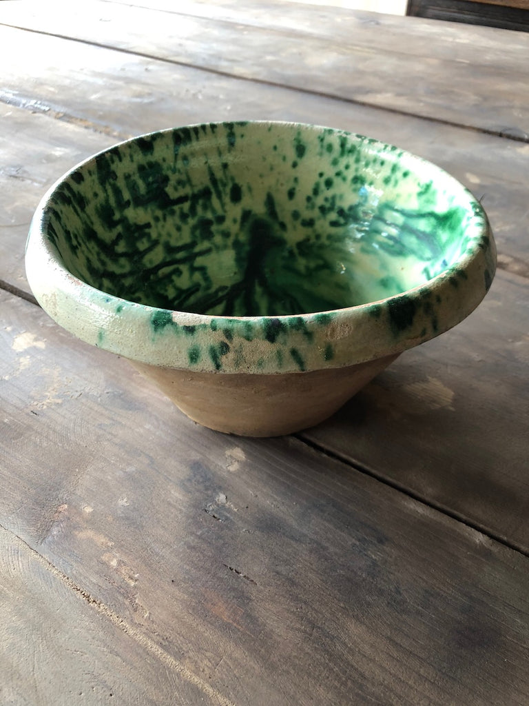 (SOLD) Small Italian Passata Bowl