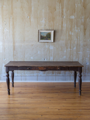Rustic Umbrian Dining Table- Seats 6