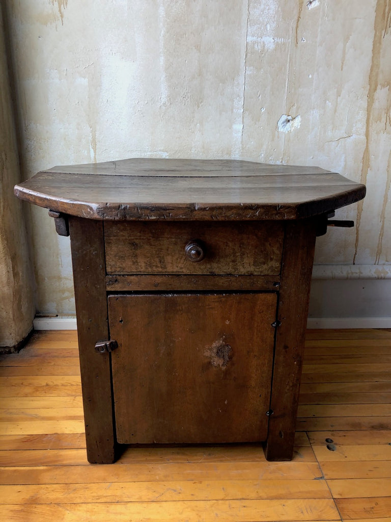Antique Tuscan Side Table