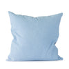 Blue Flower Throw Pillow - Mercato Antiques - 3
