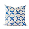 Blue Star Throw Pillow - Mercato Antiques - 1
