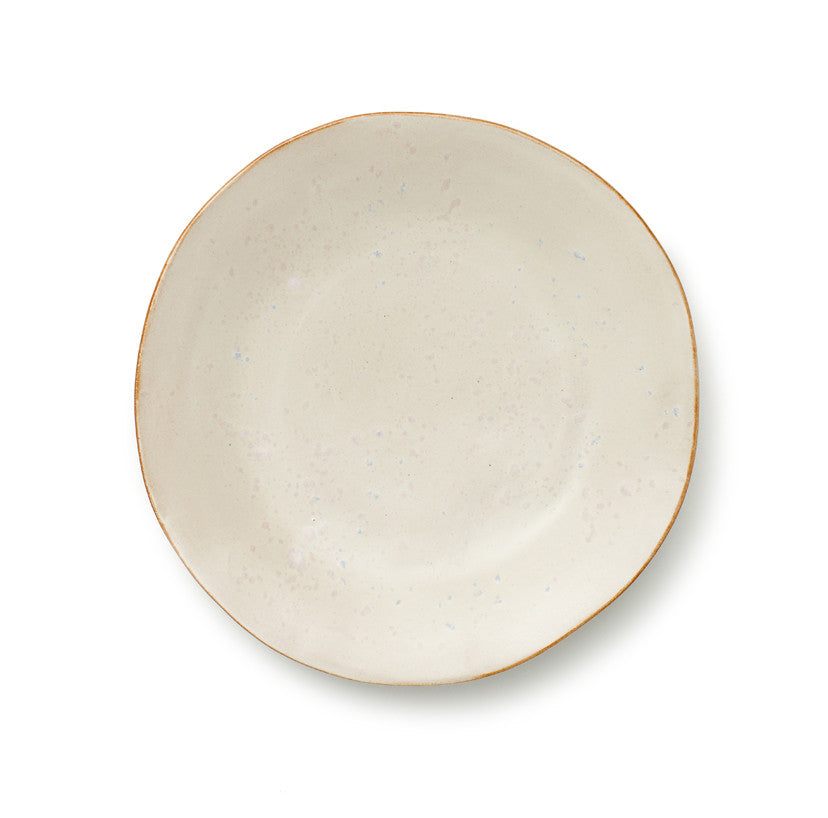 Gesso Dinner Plate - Mercato Antiques - 1