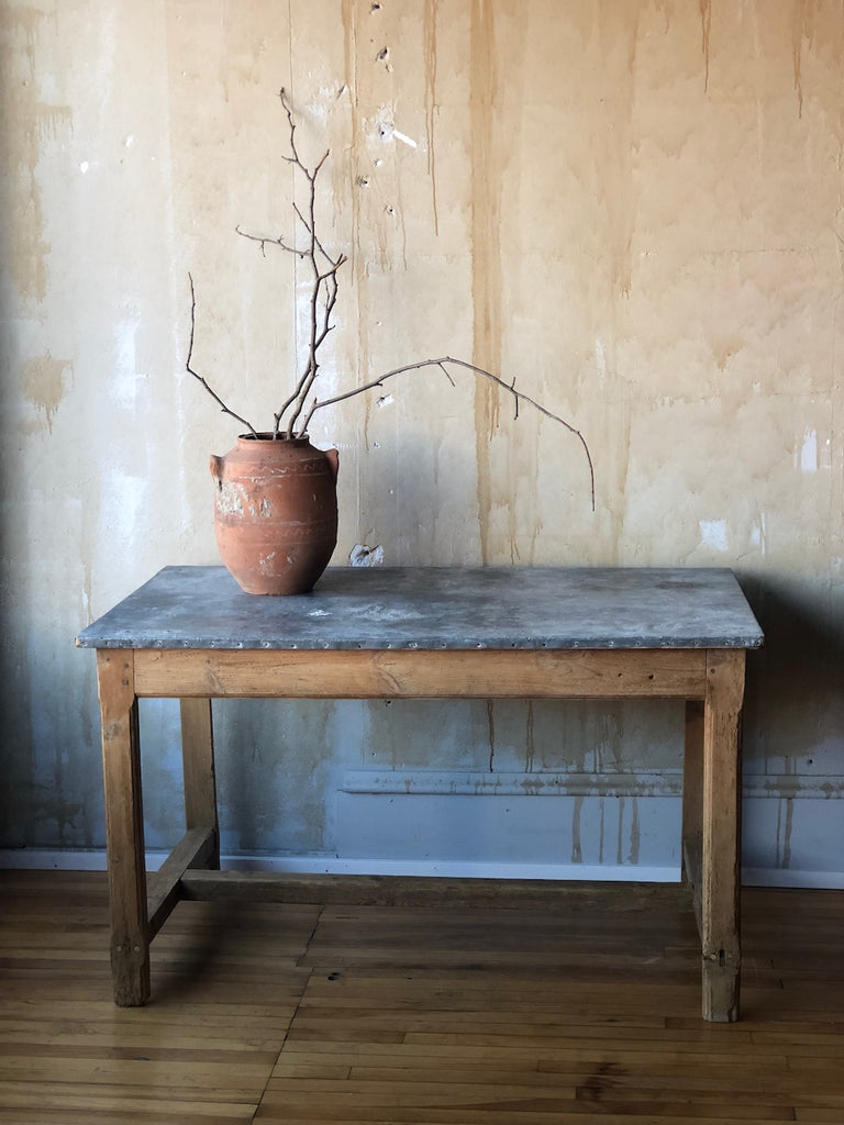 (SOLD) Tuscan Antique Table