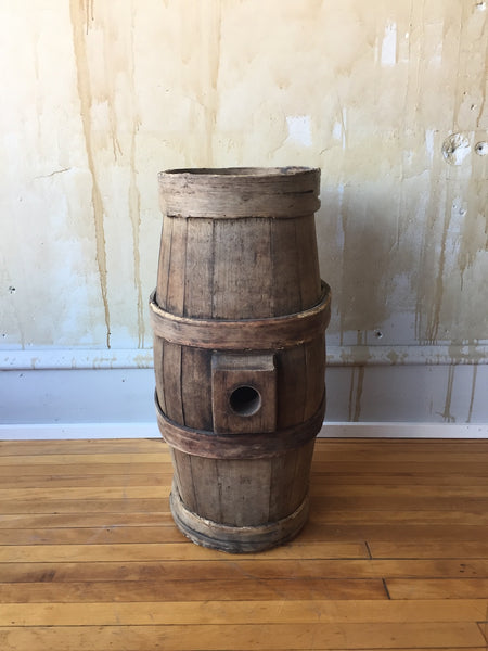(SOLD) Vin Santo Barrel