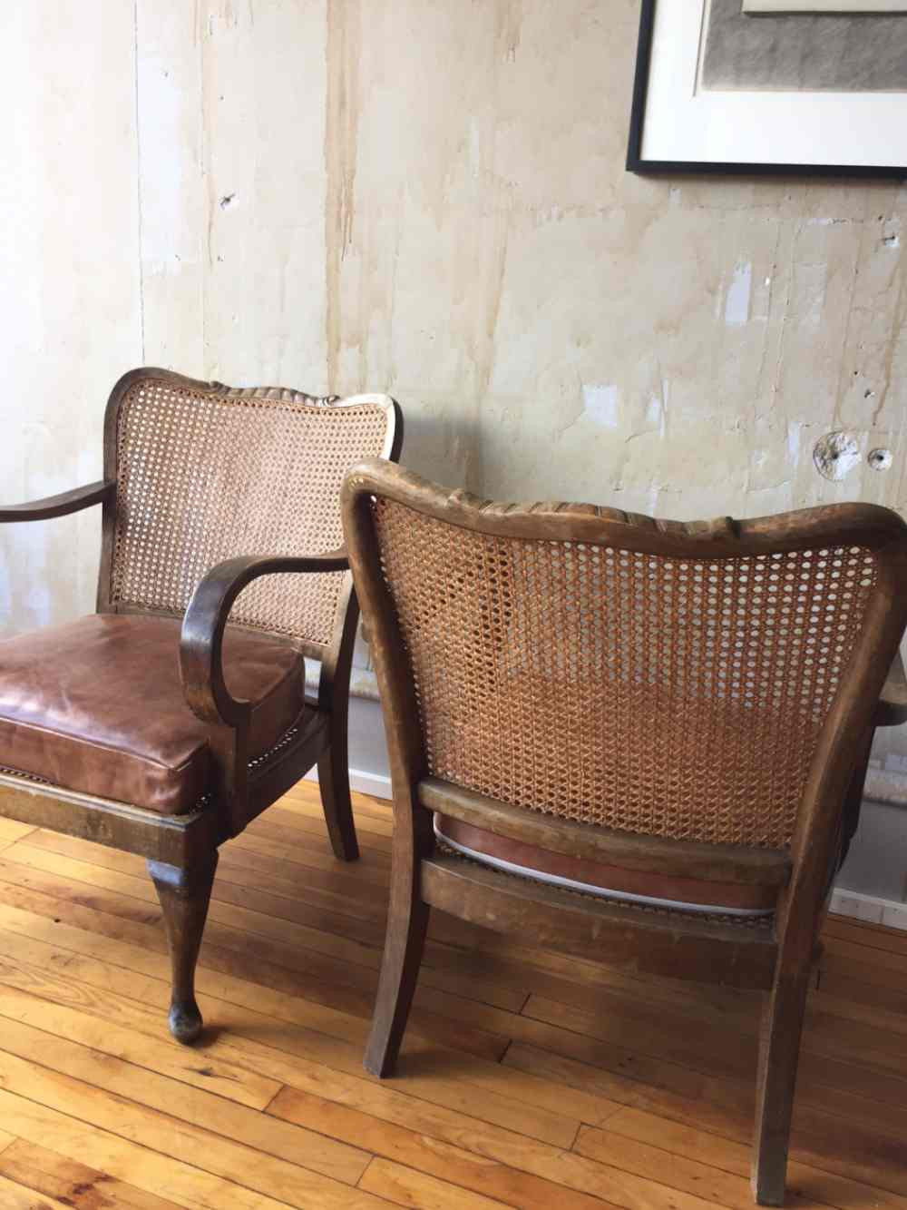 antique cane chairs value Vintage Caned Chairs | MERCATO Antiques antique cane chairs value