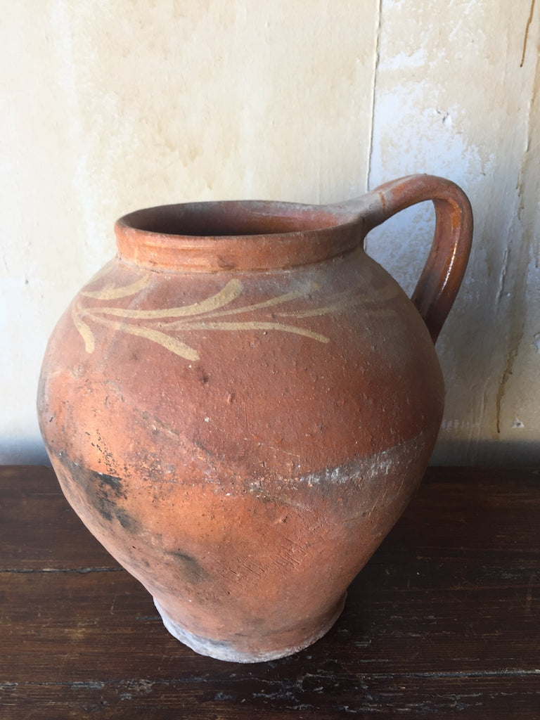 Tuscan Antique Pot