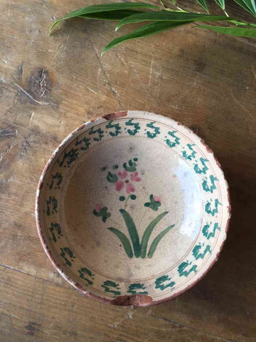 Italian Antique Bowl