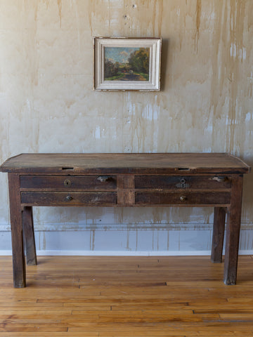 Vintage Silversmiths Workbench