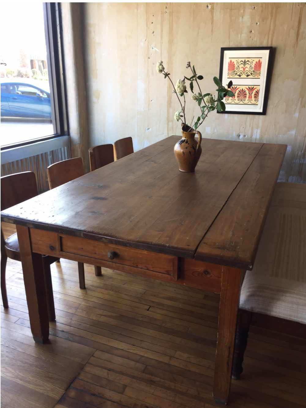 Antique Tuscan Dining Table from Siena seats 10 – Mercato Antiques