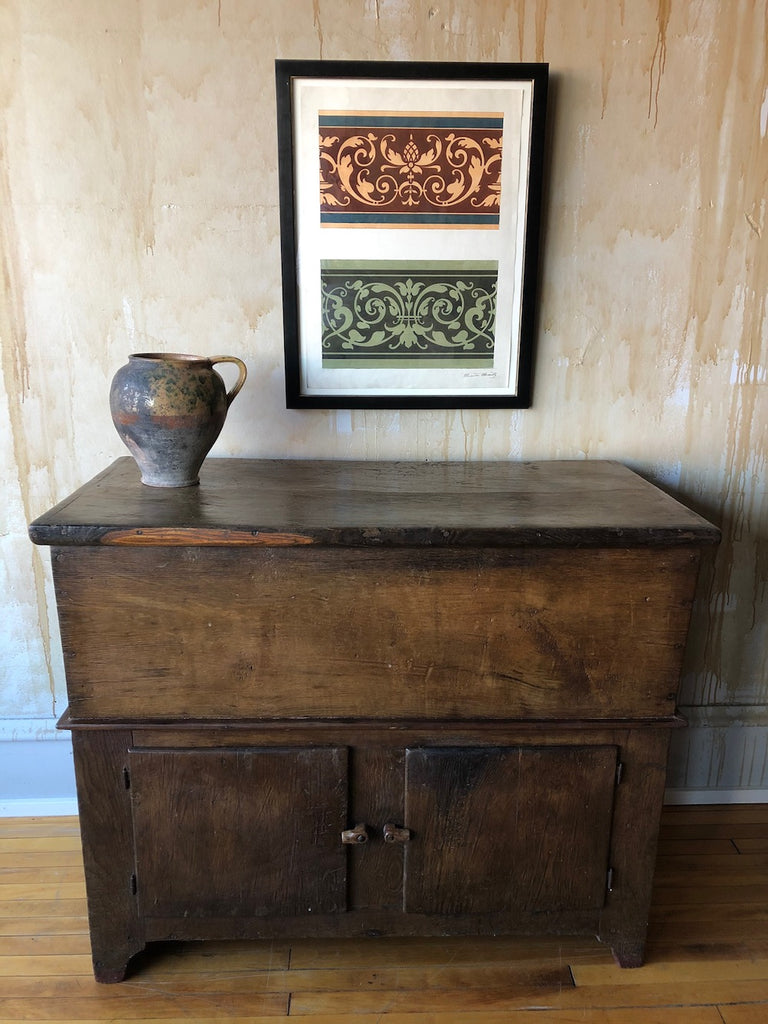 "Tuscan Antique ""Madia"" Cabinet"