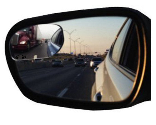 Frameless Oem Type Blind Spot Mirrors Utopicar