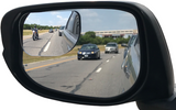 Blind Spot Mirrors. XLarge for SUV, Trucks, and Pick-ups Engineered by Utopicar for Blind side. (2 pack)