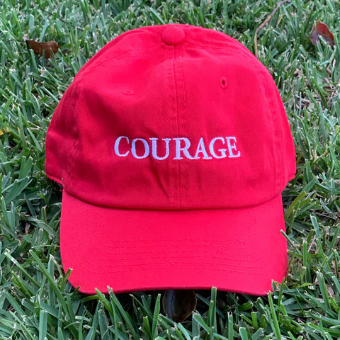 Courage Dad Hat