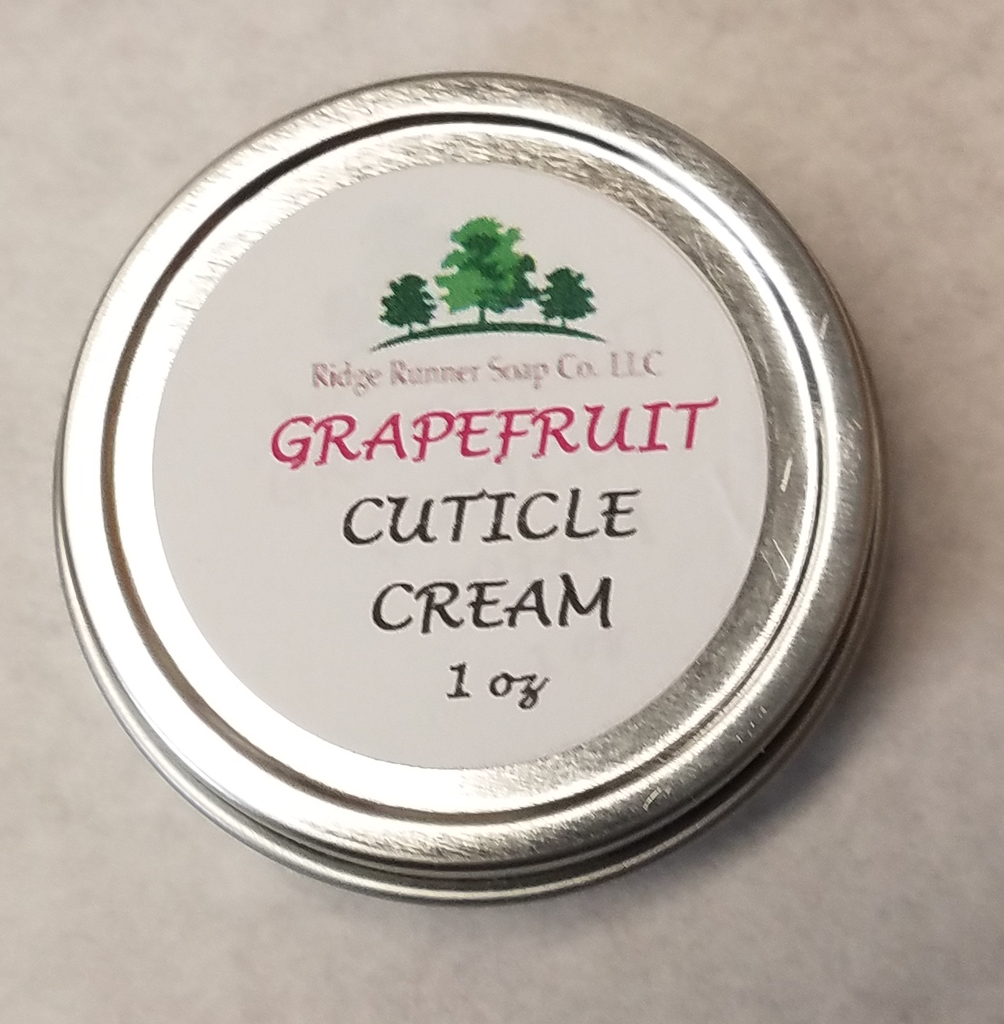 Cuticle Cream Grapefruit