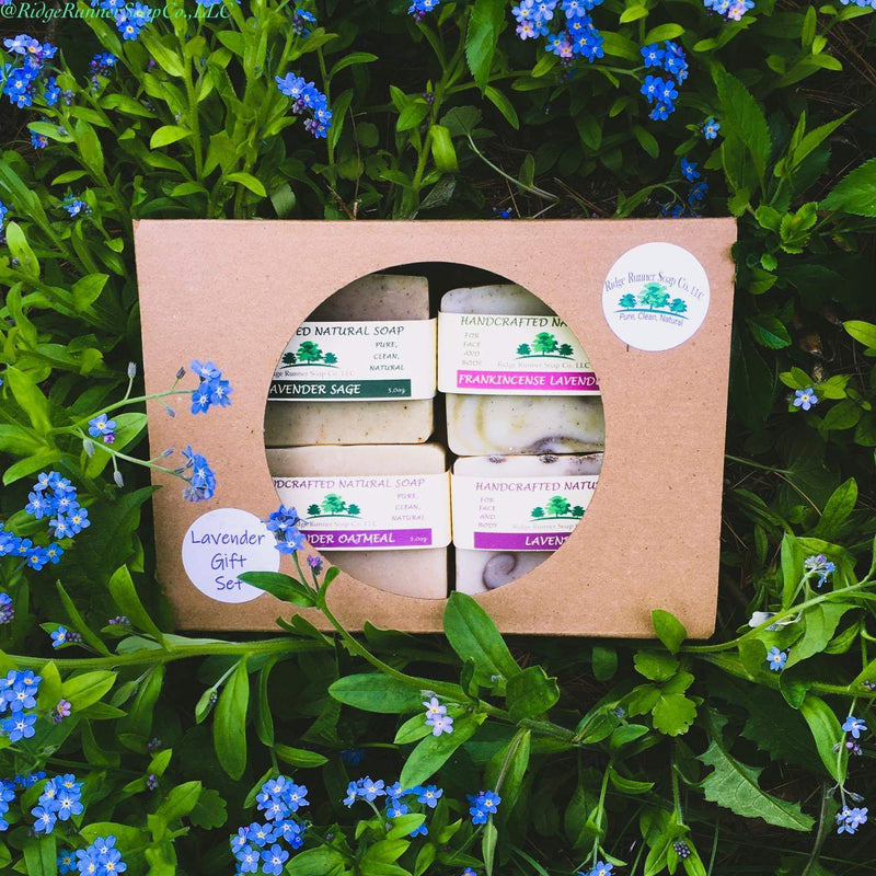 Gift Box Soaps