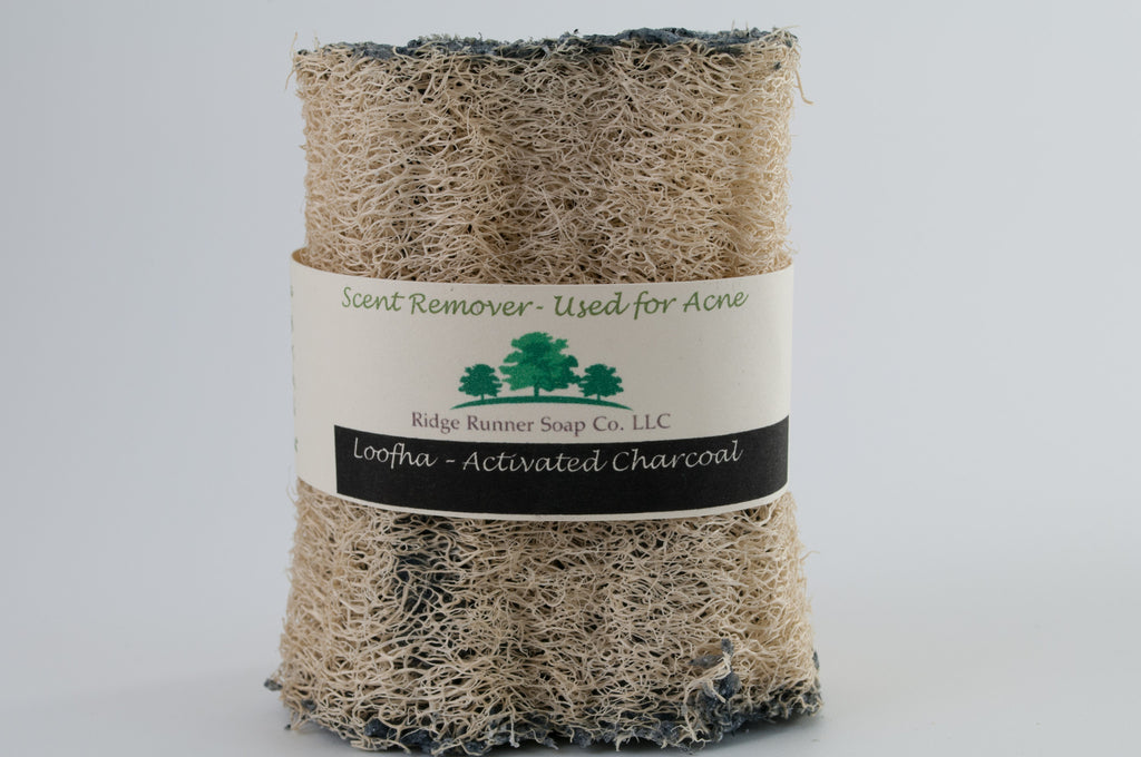 Wholesale Loofha Activated Charcoal