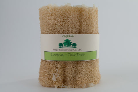Loofha Tea Tree