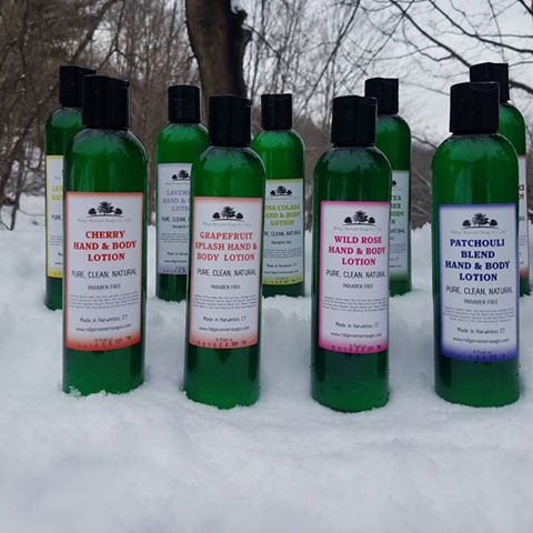 Wholesale Lotion Cardamom and Primrose