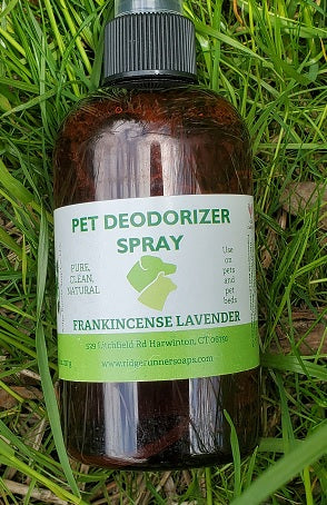 Pet Deodorant Spray