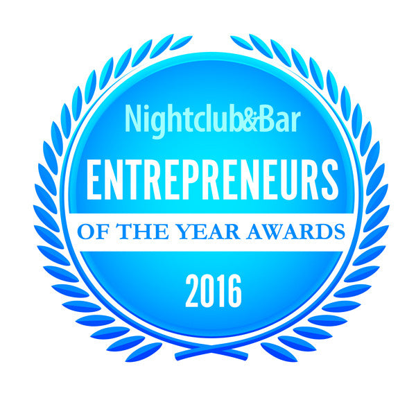 Herb and Lou's Wins Nightclub & Bar Show Entrepreneurs of the Year Award 2016