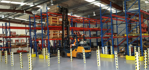 FORKLIFT OPERATOR TRAINING COURSES