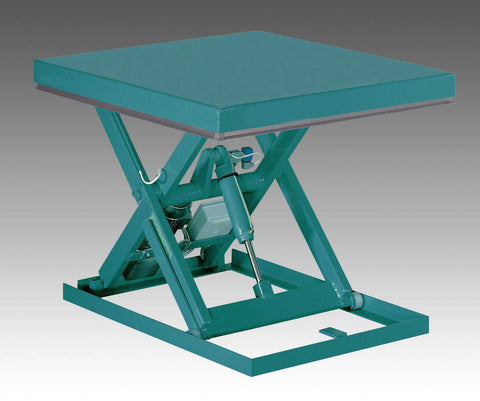 Lift Table, <br>Single Scissor, <br>Model 1E