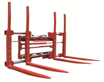Multi Pallet Handlers 2 / 1,<br> Shaft Guide,<br> Models 6-52 <br>(Side Shifting)