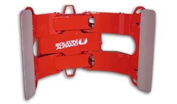 Paper Roll Clamps, 180-degree Rotation, Models AR-22 to AR-60