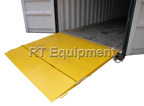 Container Access Ramps for Forklifts, <br>Model CAR65