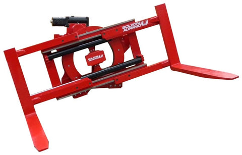 Pallet Fork Clamps, <br>360 Degree Rotating, <br>Models KG-H