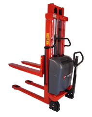 Logiflex Stacker, <br>Electric Lift and Manual Travel, <br>Model ELF