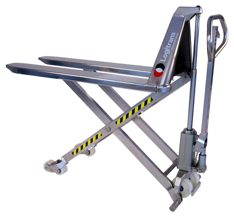 Highlifter, <br>Stainless, <br>Manual Lift and Manual Travel, <br>Model HL 1006 RF-PLUS