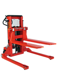 Logiflex Stacker, <br>Manual - Straddle Legs, <br>Model LFS MINI