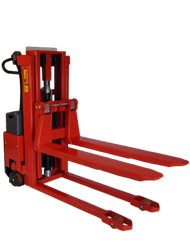 Logiflex Stacker, <br>Fully Powered, <br>Model SELF MINI