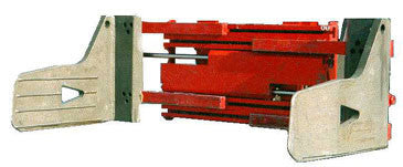 Waste Paper Bale Clamps, <br>Model BP-U
