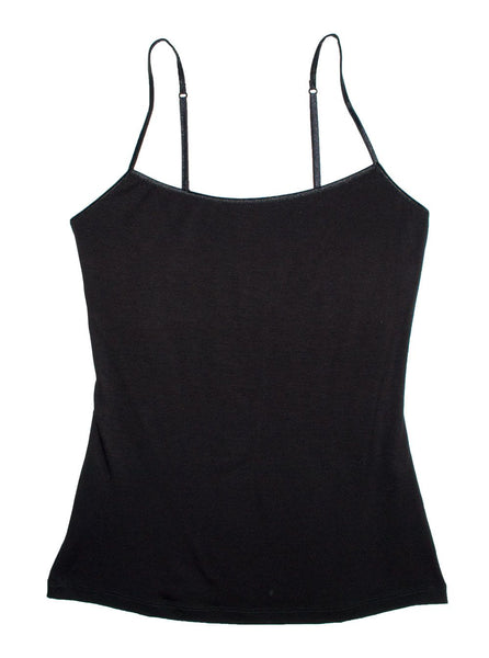 Talco Long Camisole | Black