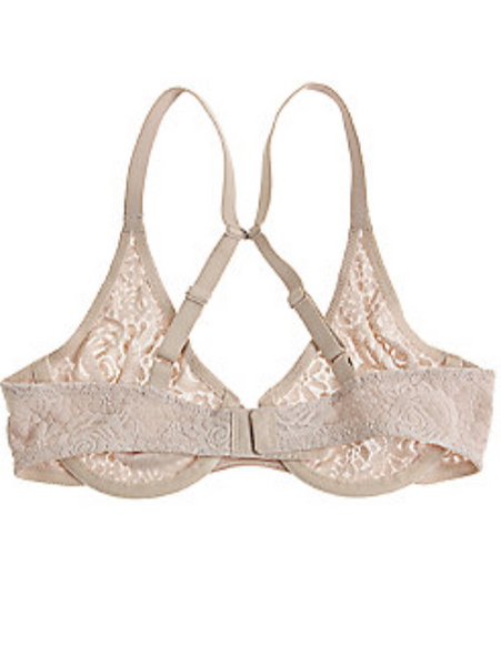 Halo Lace Underwire Bra | Available in 3 Colors