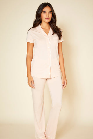 Cosabella Bella Short Sleeve Pajama Set
