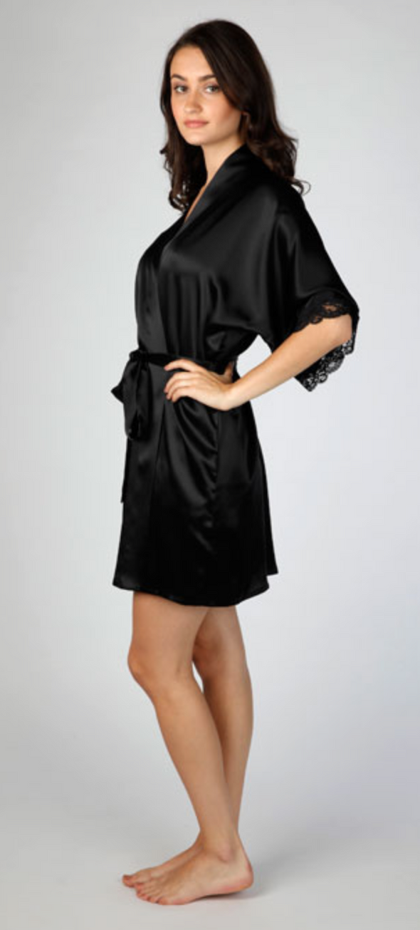 Bijoux Short Robe