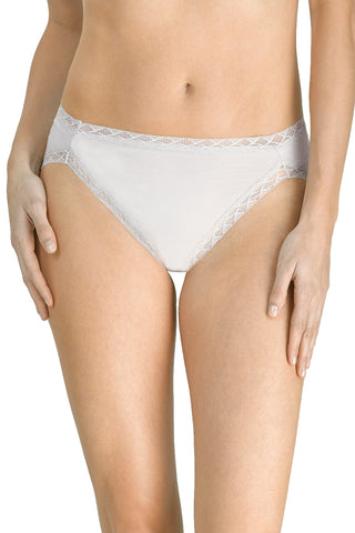 Natori Bliss French Cut Panty | White