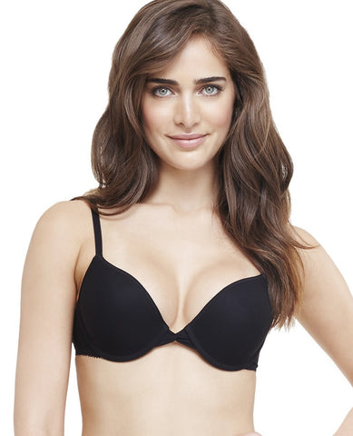 OnGossamer Gossamer Mesh Bump-It-Up Bra