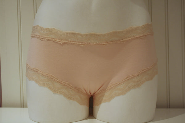 Mindy Girlshort | Pale