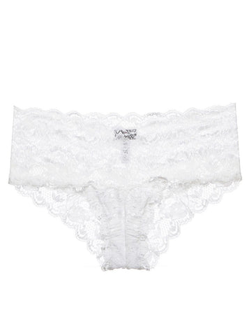 Cosabella Never Say Never Lowrise Hotpants | White