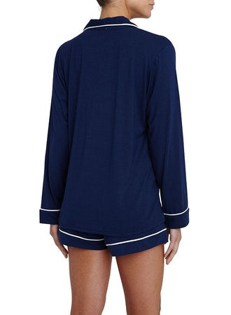 Gisele L/S Short PJ Set