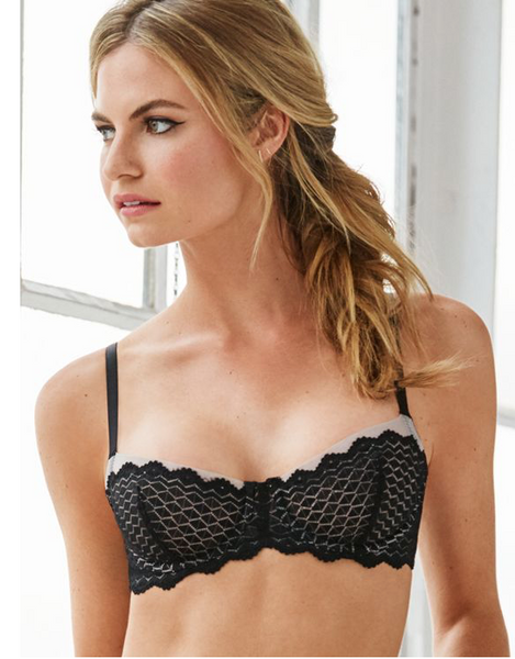 b.tempt'd Love Triangle Underwire Bra