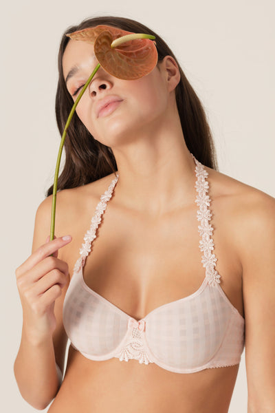 Avero Unlined Multiway Bra | Pearly Pink