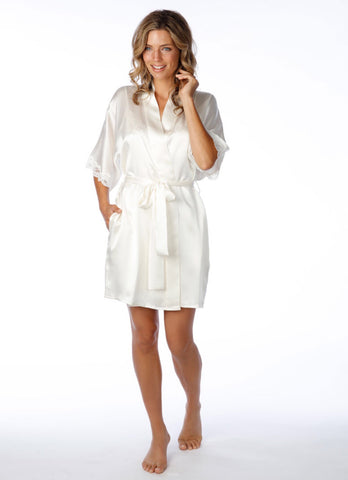 Christine Design Boudoir Short Robe