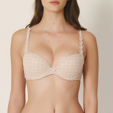 Marie Jo Avero Push Up Bra | Caffe Latte